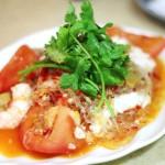 Seafood tang hoon salad rattana