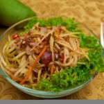 Thai Mango Salad (Rattana thai)