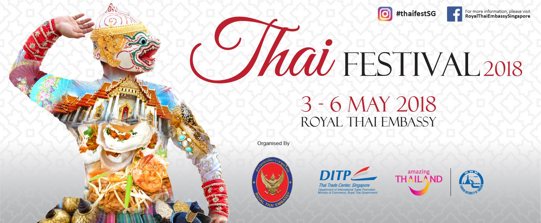 thai festival logo