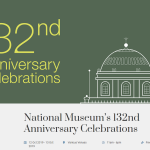 132 anniversary national museum singapore