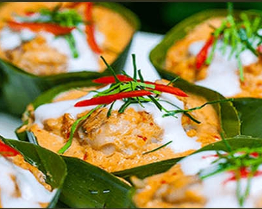 Thai Otah photo
