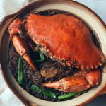 Crab Vermicilli