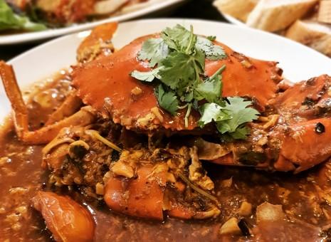 Rattana Thai Chilli Crab